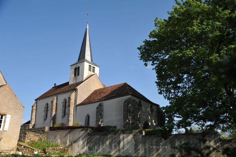 Saint-Euphrône - Вокруг Семюр-ан-Осуа